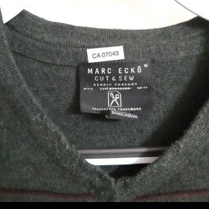 Marc Ecko Sweaters - Marc Ecko Long Sleeve V-Neck Pullover